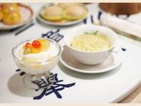 杏仁凍豆腐